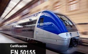 Sistemas certificados para control inteligente de trenes